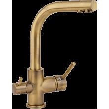 Смеситель Ukinox UM2191 BR с каналом д/питьевой воды